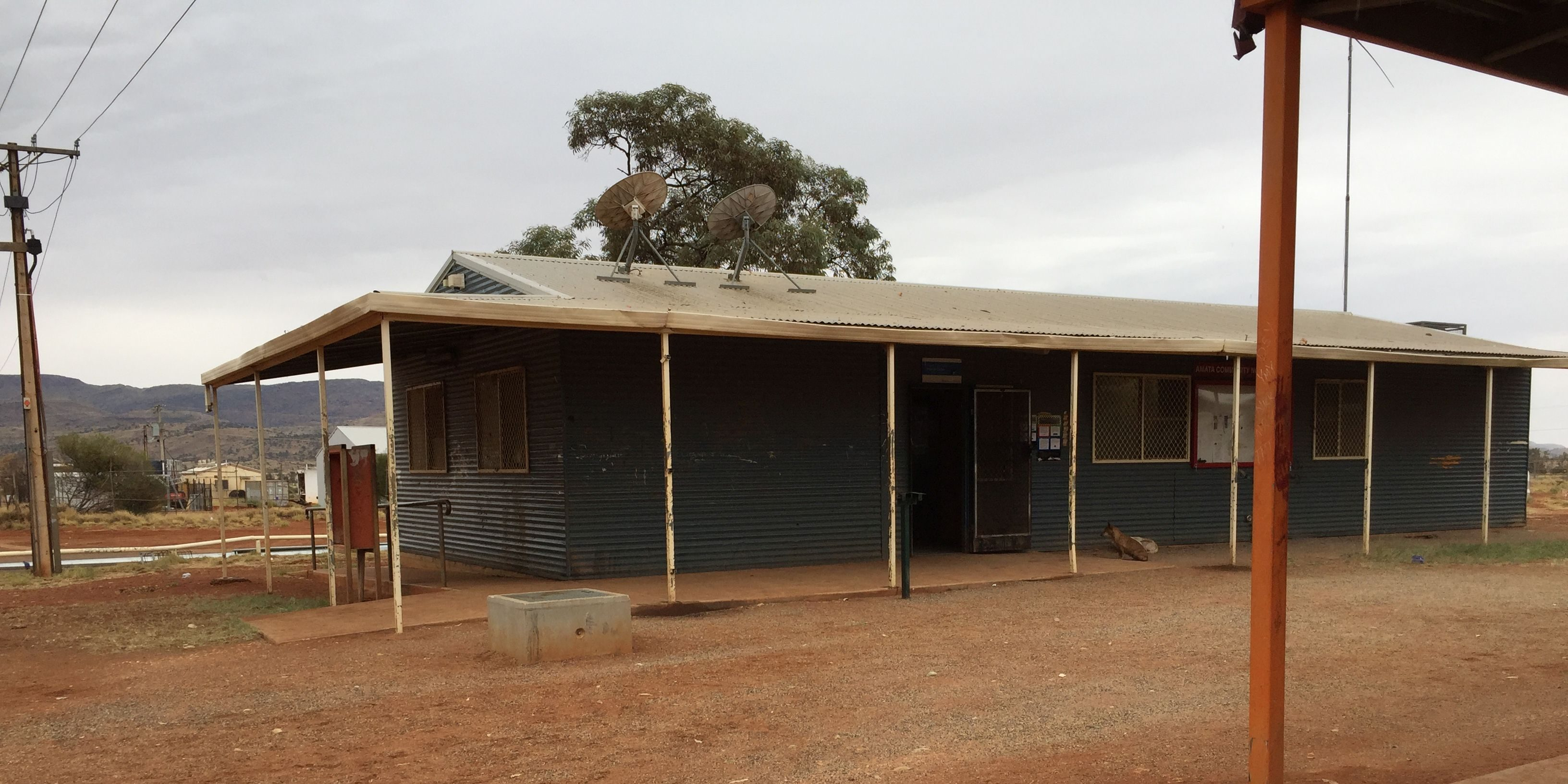 CatholicCare NT Amata, APY Lands